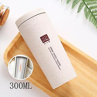 Stainless Steel Coffee Thermos, Mug, Portable Car Vacuum Flasks, Travel Thermo