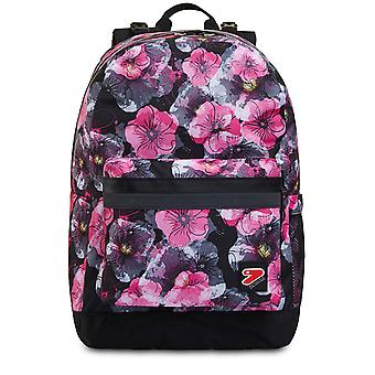 SEVEN REVERSIBLE BACKPACK - THE DOUBLE WATERLILIES
