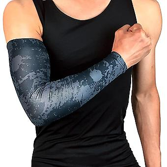 High-quality Quick Dry Uv Protection Arm Sleeves Basketball Elbow Pad