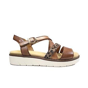 Remonte D2063-24 Brown Womens Sling Back Sandals