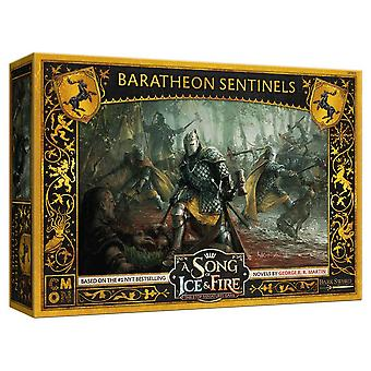 A Song of Ice and Fire Miniatures Game Baratheon Sentinels