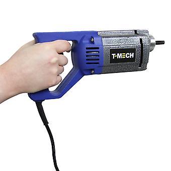 Concrete Vibrator Electric Vibrating Poker Hand Held Shaking Needle / 2m 1100W