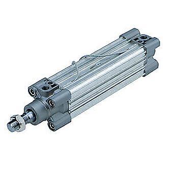 SMC ダブル アクション二重代理シリンダー 32 Mm、100 Mm のボアストローク