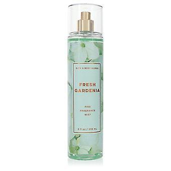 Verse gardenia geur mist door bad & lichaam werkt 556520 240 ml