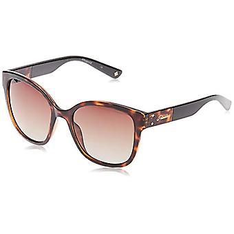 Polaroid Brille Pld 4070/S/X Damen Sonnenbrille, Dkhavana 54