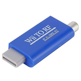 WII to RF TV sinyal radyo frekansı dönüştürücü PS4, Nintendo Switch için uygundur