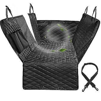 Dog car seat cover waterproof pet transport dog carrier car backseat protector mat car hammock for small dog pl-684