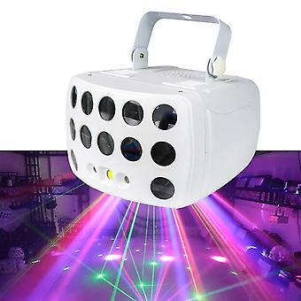 Пульт дистанционного управления Dmx Rgbw Светодиодный лазерный строб