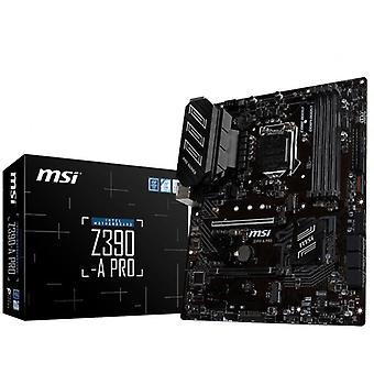 Motherboard For Msi Z390-a Pro Lga 1151 Ddr4  6gpu 6pci-e