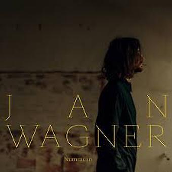 Jan Wagner – Nummern Vinyl