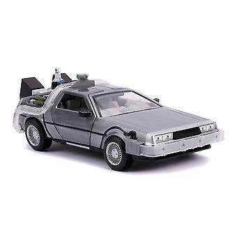 Universal - Takaisin tulevaisuuteen DeLorean (Tulevaisuus) Die-cast Lelu Aika Machine Car