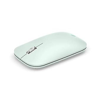 Ratón Bluetooth móvil moderno de Microsoft - Mint