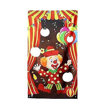 Śmieszne Play Bean Torby Toy Game Bean Torby Bezpieczne Tossing Throwing Torby na zewnątrz Theme Party Carnival