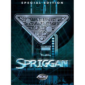 Spriggan Volume 1 DVD (2005) Hirotsugu Kawasaki cert 15 Regio 2