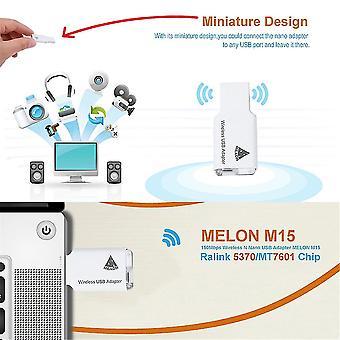 Pro Melonmtk7601 2.4ghz 150 Mbps Wireless USB Adapter Netzwerkkarte