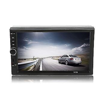 7 hüvelykes hd képernyő Bluetooth Car Fm/mp5 rádiólejátszó visszapillantó kamera bemenet