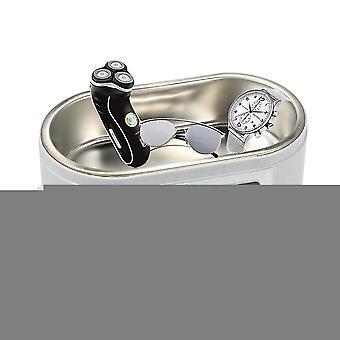 500Ml ultrasonic jewelry cleaner ultrasonic bath for jewelry watches glasses makeup brush ultrasound