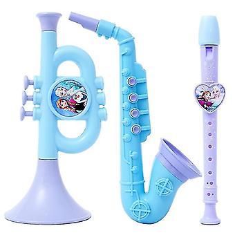 Disney Bevroren Princess Viool Muziekinstrument Onderwijs Speelgoed