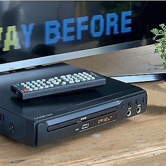 DVDプレーヤー、USB 2マイクポート多言語LED HDMI /DVDプレーヤーホーム使用