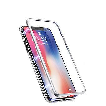 iPhone XS Max Shell Srebrny