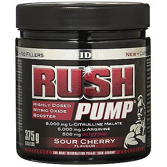 Rush Pump, Sour Cherry - 375 grams