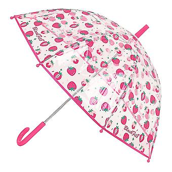 Kupla sateenvarjo BlackFit8 Berry Loistava Vaaleanpunainen Ø 76 cm