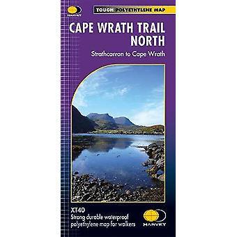Cape Wrath Trail North XT40 Route Map