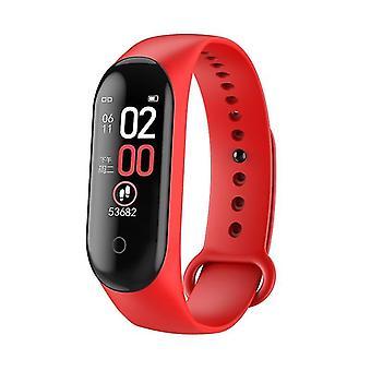 M4 Smart Band - Montre Fitness Tracker et bracelet sport Bluetooth Fréquence cardiaque