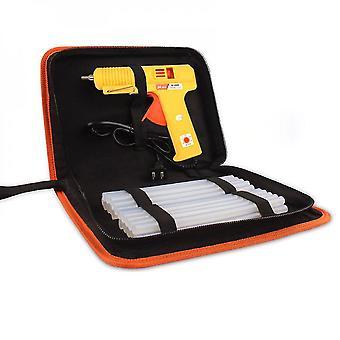 100w 5-speed thermostaat lijmpistool met 40 hot melt lijmsticks