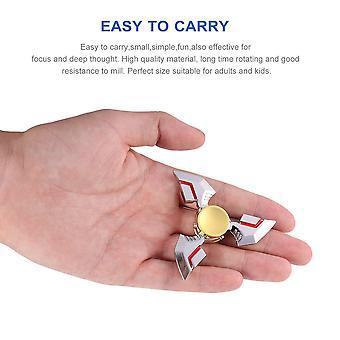 Three Leaves Finger Spinner Hand Spinner Finger Toy Fingertip Toy Portable