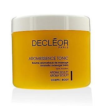 Decleor Aromessence Tonic Aromatic Massaggio Balsamo (dimensioni salone) - 500ml/ 16.9once
