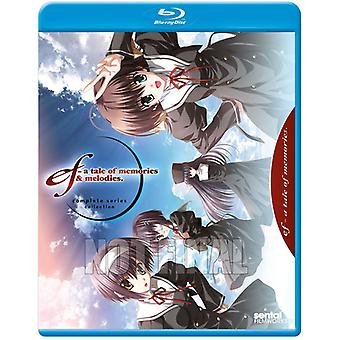 Ef: Tale of Memories & Melodies [Blu-ray] USA import