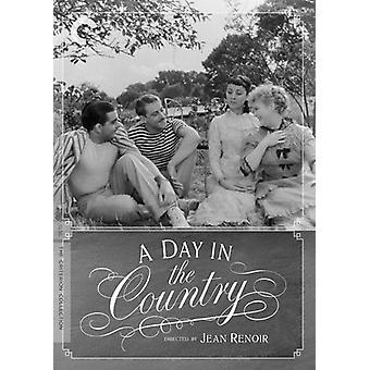 Criterion Collection: Jour de l'importation USA pays [DVD]