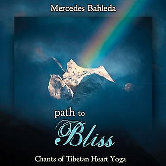 Mercedes Bahleda - Path to Bliss [CD] USA import