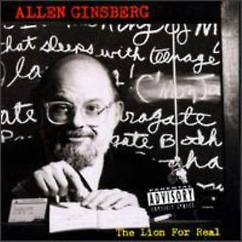 Allen Ginsberg - Lion for Real [CD] USA import