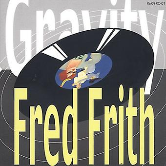 Fred Frith - Gravity [CD] USA import