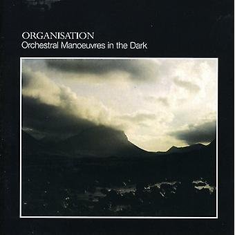Omd - Organisation [CD] USA import