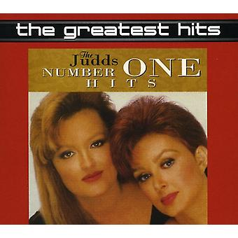 Judds - Number One Hits [CD] USA import