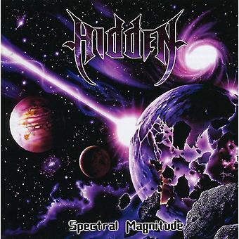 Hidden - Spectral Maginitude [CD] USA import