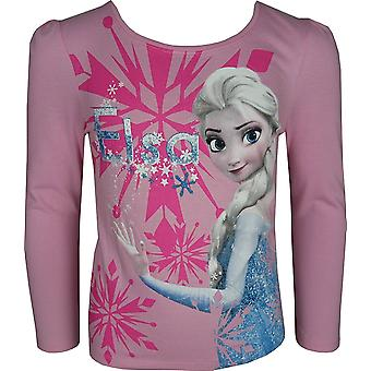 Disney Frozen Elsa & Anna Long Sleeve Top/T-Shirt PH1076