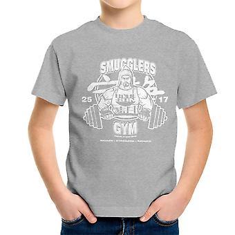 Jayne Smugglers Gym Serenity Firefly Kid's T-Shirt