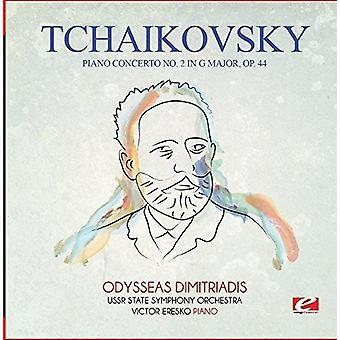Tchaikovsky - concierto para Piano Nº 2 en la importación de Estados Unidos G mayor Op. 44 [CD]