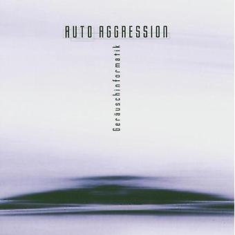 Auto Aggression - Ger?Uschinformatik [CD] USA import