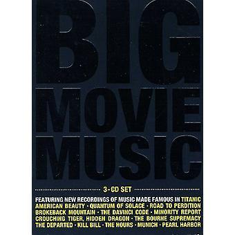 Big Movie Music - Big Movie Music [CD] USA import