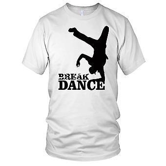 Breakdance Spin Hip Hop Kinder T Shirt