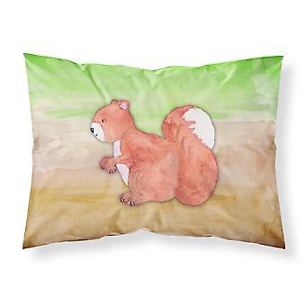 Egern akvarel stof Standard pudebetræk