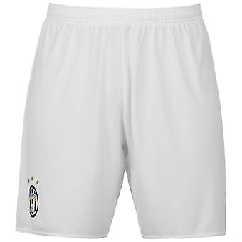 2016-2017 Juventus Adidas away pantaloni scurți (alb)