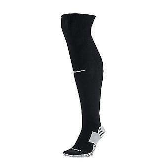2017-2018 França Nike fora meias (preto)