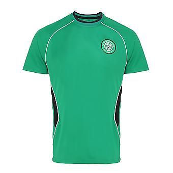 Officiella fotboll Merchandise Celtic FC vuxna kort ärm T-Shirt