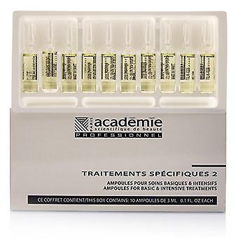 Tratamente specifice academie 2 fiole Omega 3-6-9-Salon de produs-10x3ml/0.1 oz